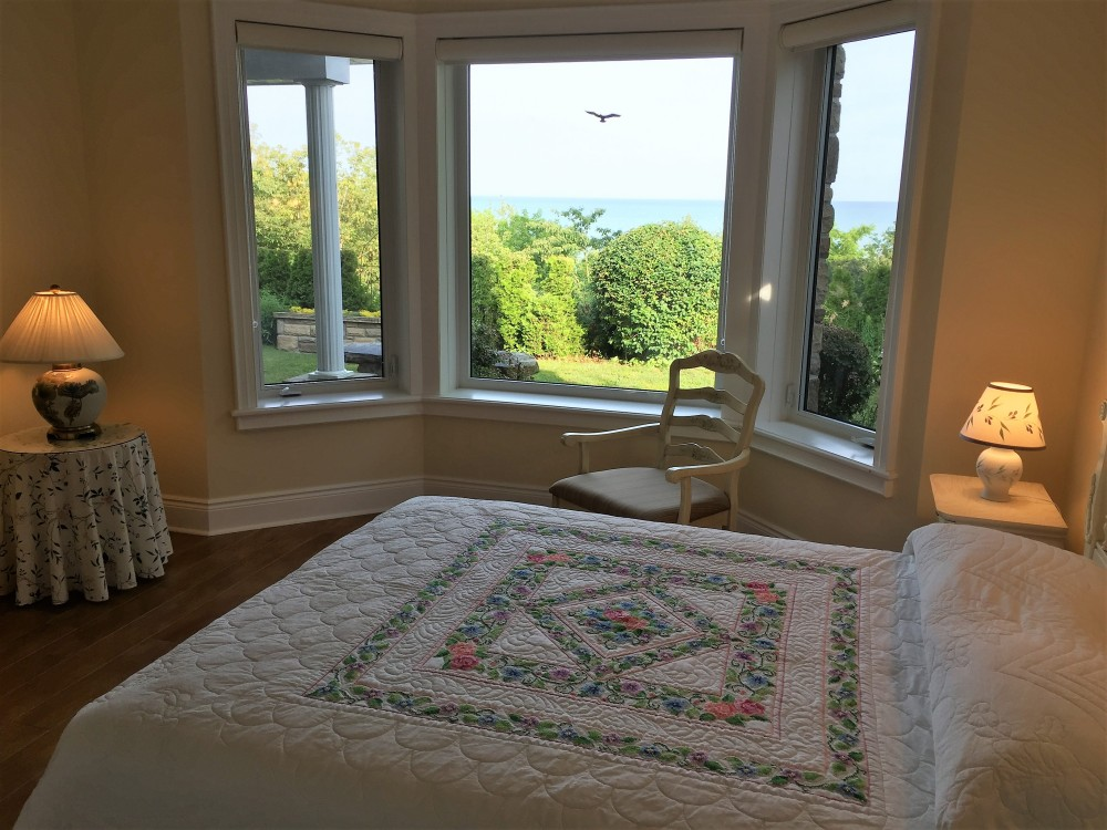 Queen Bedroom View