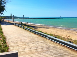 Kincardine Boardwalk