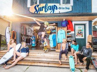 SURFSUP  ECO SHOP and RENTALS