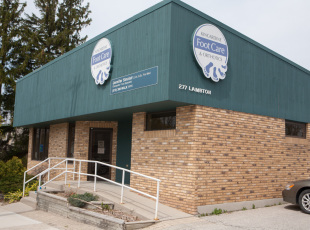 Kincardine Foot Care & Orthotics