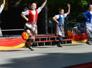 Highland Dance Competitions