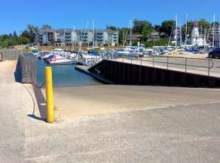 Kincardine Boat Launch