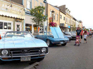 Kincardine Cruise Nights