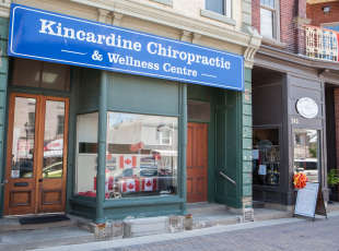 Located on Queen Street in downtown Kincardine