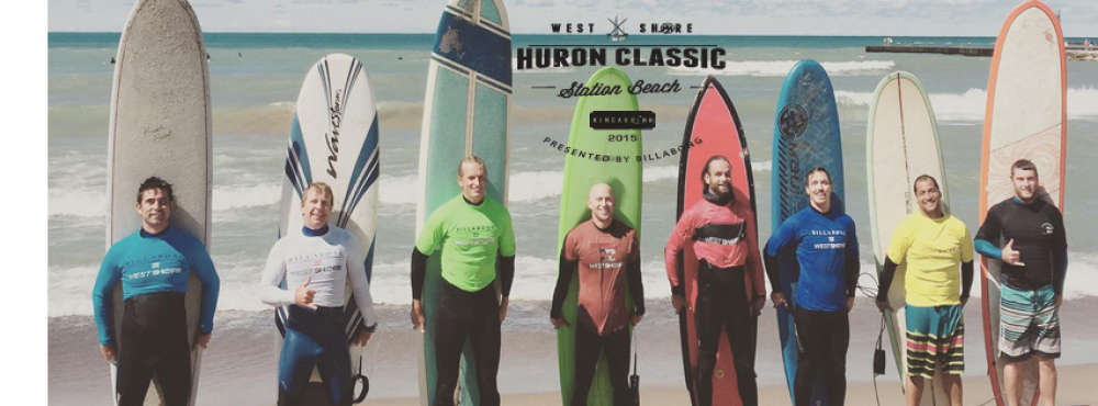 West Shore Huron Classic Surf Competition